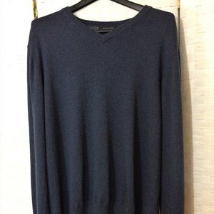 Cashmere Cotton Nordstrom Sweater XL Pullover